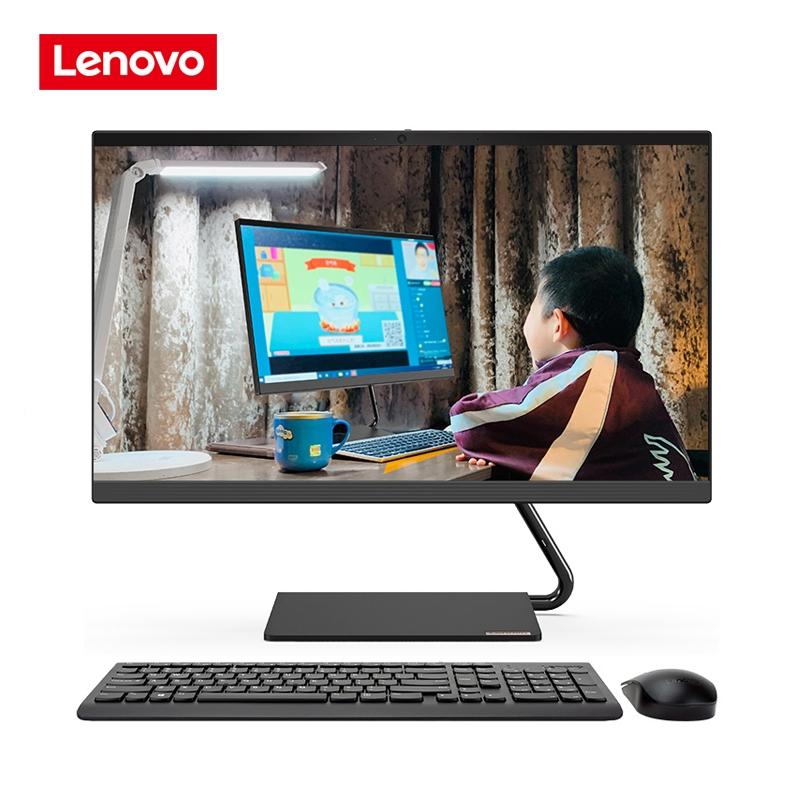 联想LENOVO-AIO 逸-24ICB 英特尔酷睿i5 23.8英寸台式一体机