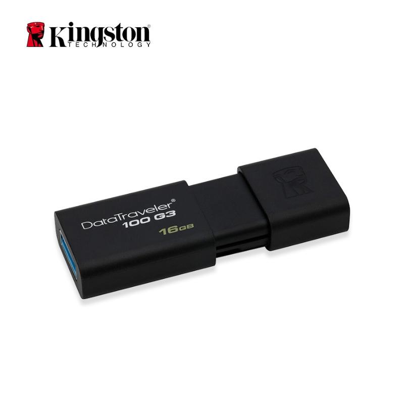 金士顿 DT100G3 优盘 64G USB3.0接口
