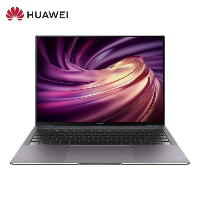 华为(HUAWEI)MateBook X Pro 13.9英寸超轻薄全面屏笔记本电脑(十代酷睿i5 16G+512G 集显 3K触控)
