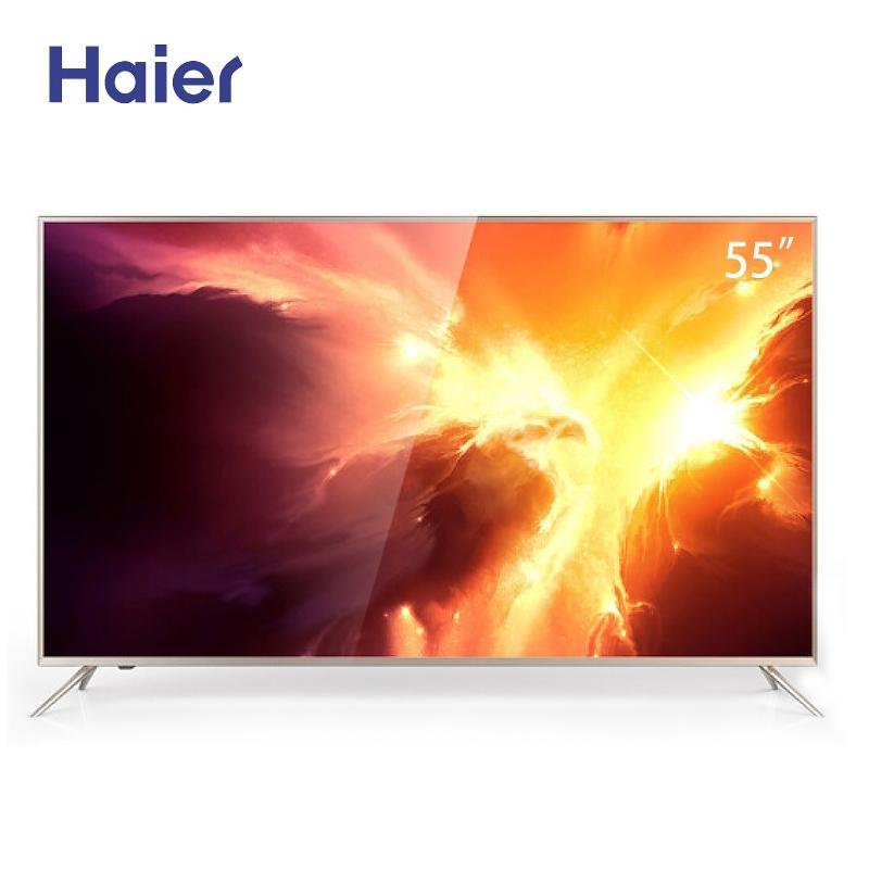 海尔/haier LS55AL88A72 电视机 55寸LED超薄