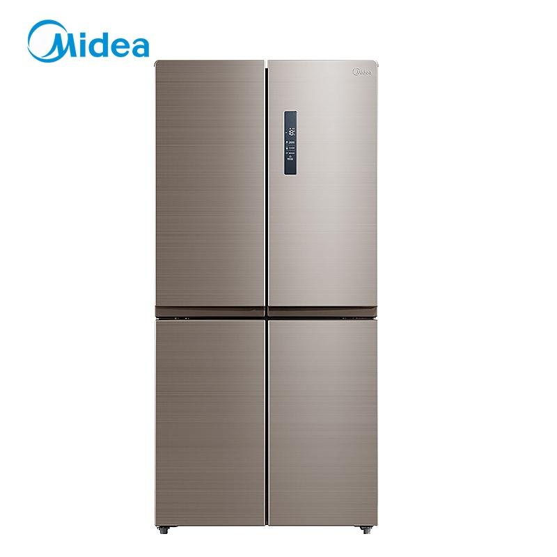 美的/Midea BCD-448WTPZM(E) 448升十字对开门电冰箱