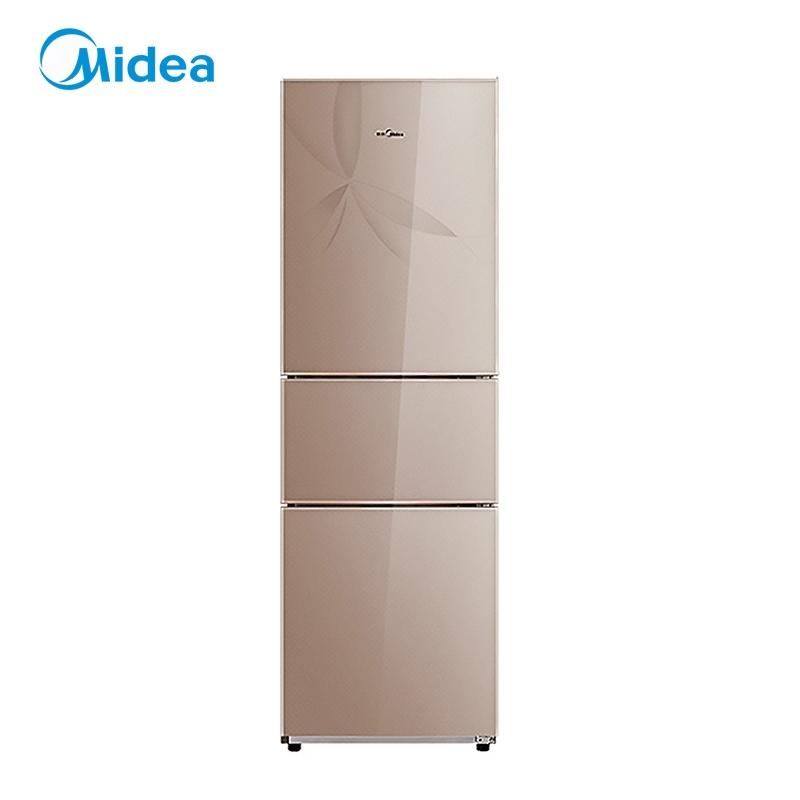 美的/Midea BCD-220TGM 三门电冰箱