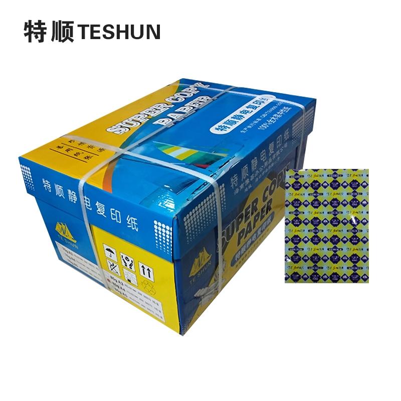 特顺/TESHUN A5 20包/箱 复印纸
