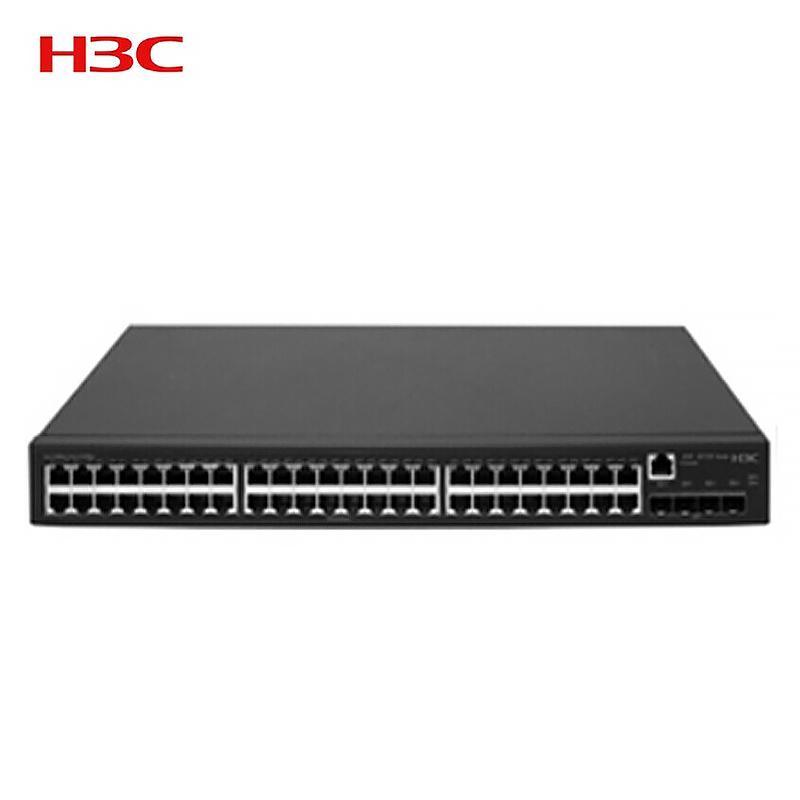华三(H3C)LS-5500V2-48P-SI 千兆以太网交换设备