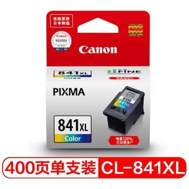 必威官网登陆(Canon)CL-841XL 高容彩色墨盒(适用MX538、MX458、MX478、MG3680)