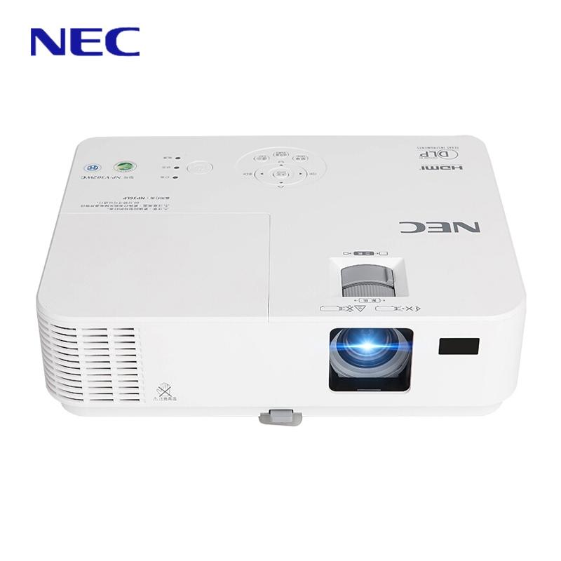 日电/NEC CR3117 商务办公便携投影机 投影仪(3200流明高亮 DLP 支持蓝光 )