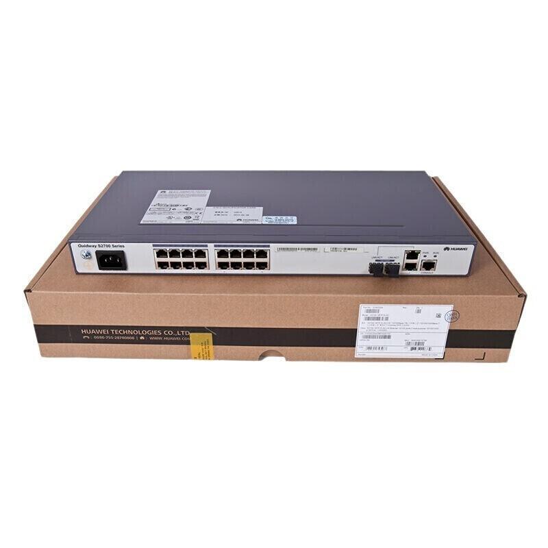 华为/Huawei 交换设备 S2700-18TP-SI-AC 交换设备