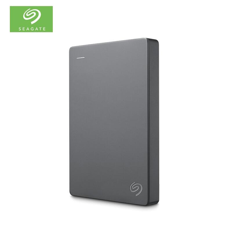 希捷/Seagate Backup Plus睿品 1TB 2.5英寸移动硬盘(STDR1000300) 黑色