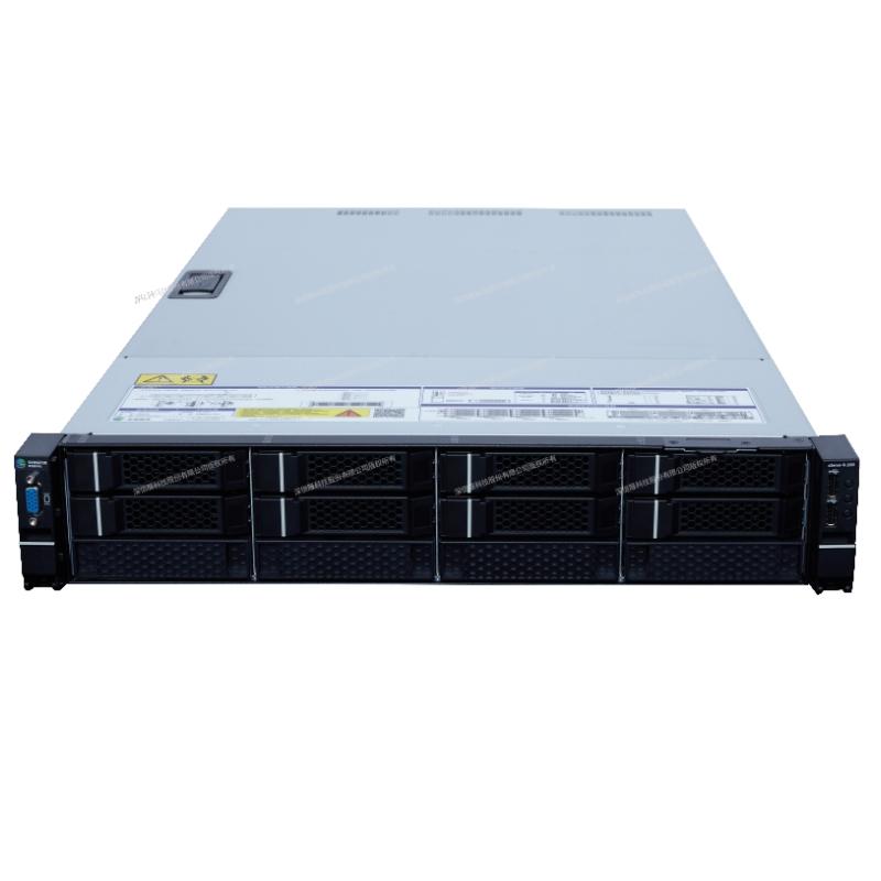 深信服SANGFOR aServer-R-1600 超融合一体机服务器(含深信服计算服务器虚拟化软件V6.0/深信服网络虚拟化软件V6.0/深信服虚拟存储软件V3.0)